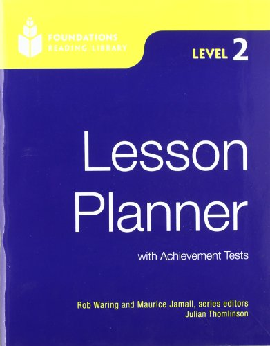 9781424000951: Foundation Readers: Foundations Reading Library 2: Lesson Planner Lesson Planner Level 2