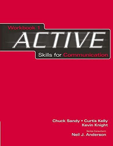 9781424001071: ACTIVE Skills for Communication 1: Workbook (Bk. 1)