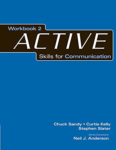 9781424001088: ACTIVE Skills for Communication Workbook 2
