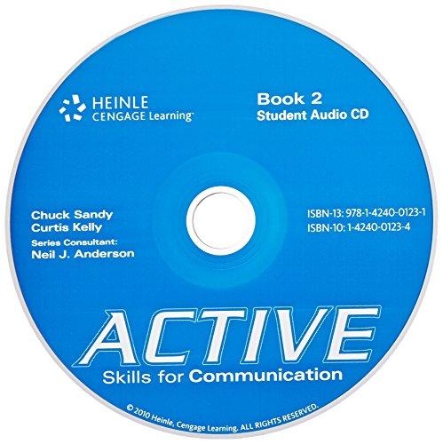 9781424001231: Active Skills for Communication: Student Bk. 2