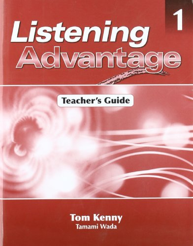 9781424001774: Listening Advantage 1-Teacher's Guide