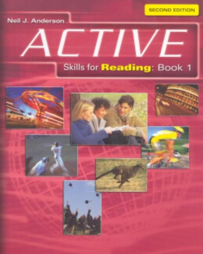 Active Skills for Reading, Book 1: Anderson, Neil J.