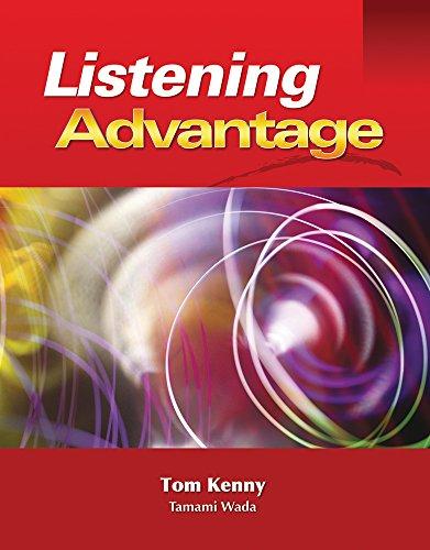 9781424001972: Listening Advantage 1
