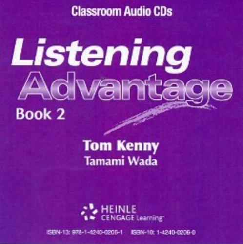Listening Advantage: Level 2: Kenny, Tom