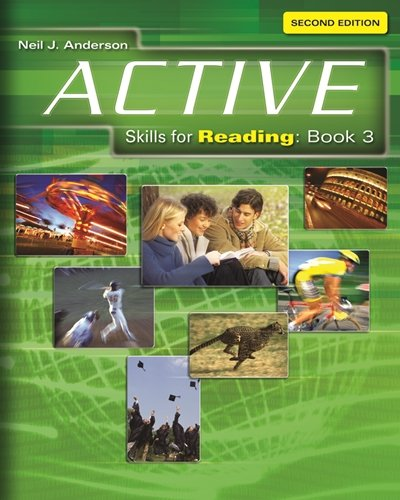 9781424002139: ACTIVE Skills for Reading 3: Audio CD (Bk. 3)