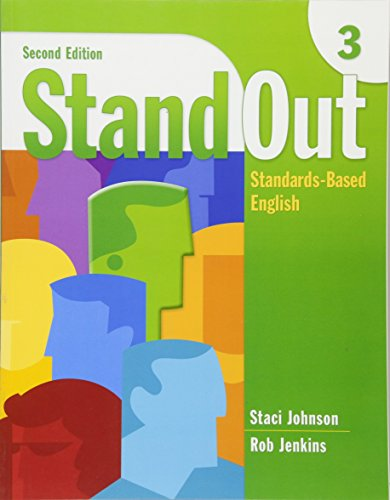 Stand Out 3: Standards-Based English, 2nd Edition: Staci Johnson, Rob