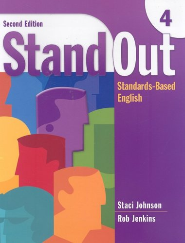 9781424002627: Stand Out, Book 4: Standards-Based English, 2nd Edition (Stand Out: Standards-Based English)