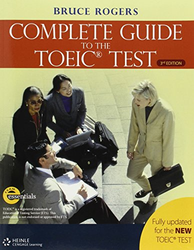 9781424002962: The Complete Guide to the TOEIC Test: iBT Edition (Exam Essentials)