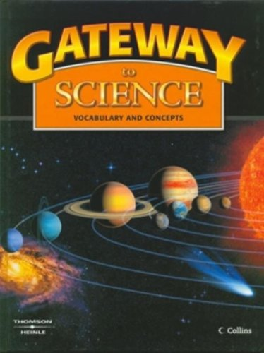 Gateway to Science: Student Book, Hardcover: Vocabulary and Concepts: Collins, Tim; Maples, Mary ...