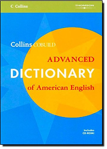 COLLINS COBUILD ADVANCED OF AMERICAN ENGLISH + CD ROM