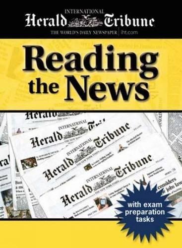Reading the News Sb: Sharma