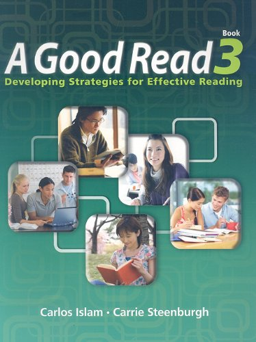 9781424004287: A Good Read, Book 3: Developing Strategies for Effective Reading