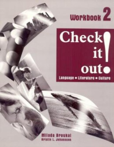 9781424004751: Check It Out! 2: Workbook