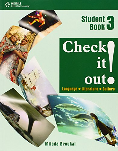 9781424004775: Check it Out!: Student Book Level 3 (Check It Out! (Thomson Heinle))