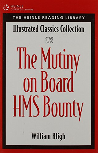 9781424005482: Mutiny on the Bounty (Heinle Reading Library)