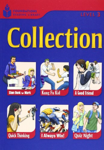 Foundations Reading Library 3: Collection: Waring, Rob; Jamall,