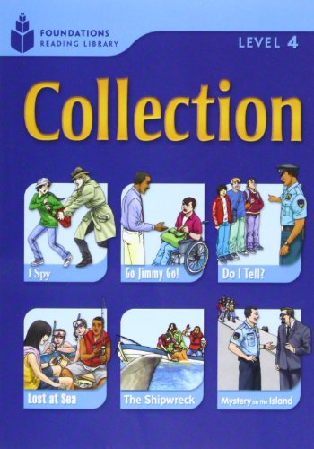 9781424005727: Foundations Reading Library 4: Collection