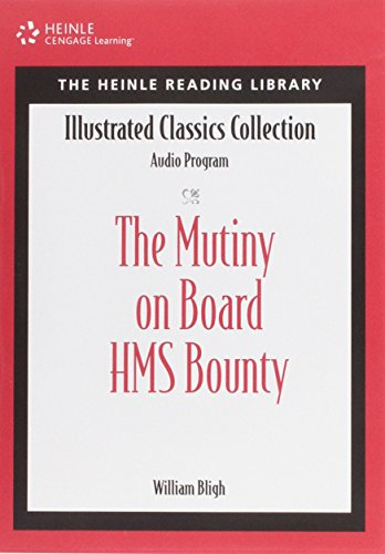 9781424005932: The Mutiny on the HMS Bounty: Audio CD (Heinle Reading Library)