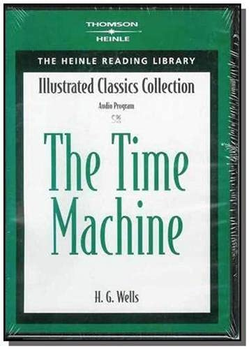 9781424006069: The Time Machine: Audio CD (Heinle Reading Library)