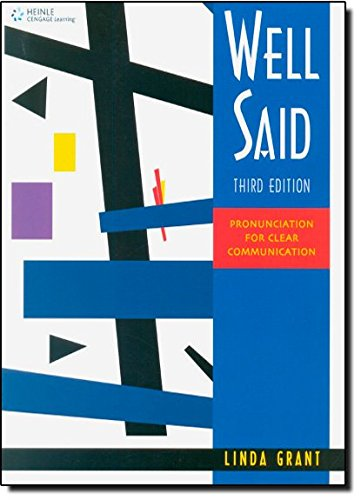 9781424006250: Well Said: Pronunciation for Clear Communication: Student Text