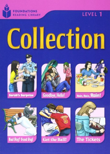 Foundations Reading Library 1: Collection: Waring, Rob, Jamall,