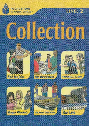 Foundations Reading Library 2: Collection: Waring, Rob; Jamall,