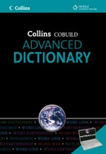 9781424008254: Advanced Dictionary: With myCOBUILD.com access (Collins Cobuild)