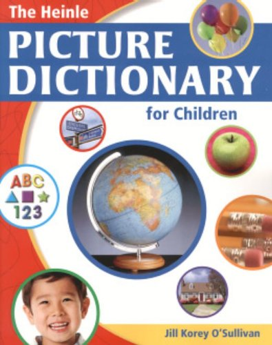 9781424008490: The Heinle Picture Dictionary for Children: Children-British English,