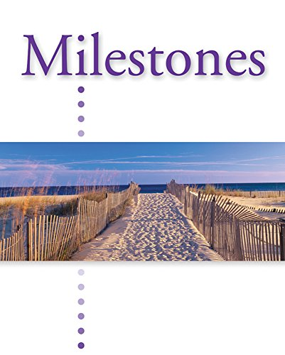 Milestones, Level C, Isbn 9781424008896 1424008891 2009