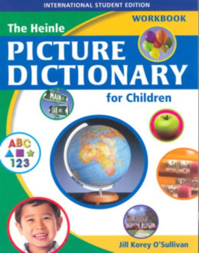 9781424009435: Heinle Childrens Picture Dictionary -American English Workbook: Workbook