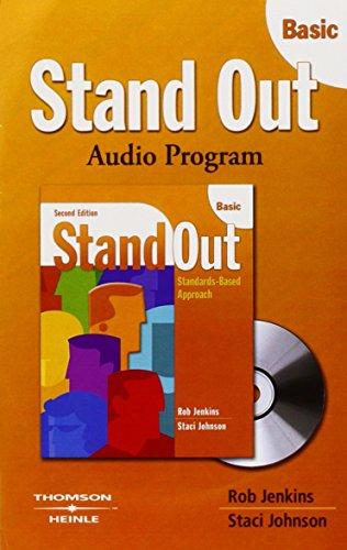Stand Out Basic: Audio CDs: Rob Jenkins, Staci