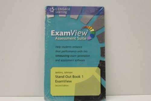 9781424009749: Stand Out, Book 1: Exam View