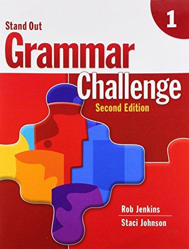 9781424009879: Stand Out 1: Grammar Challenge Workbook
