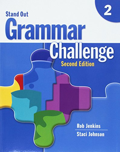 Stand Out 2: Grammar Challenge: Jenkins, Rob; Johnson,