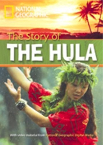 9781424010530: The Story of the Hula + Book with Multi-ROM: Footprint Reading Library 800