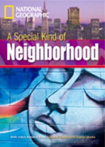 9781424010615: A Special Type of Neighbourhood: A2 (Footprint Reading Library)
