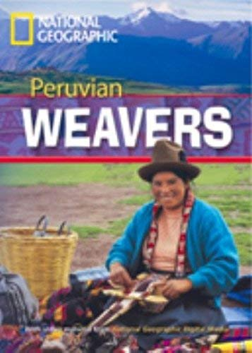 9781424010646: Peruvian Weavers: A2 (Footprint Reading Library)