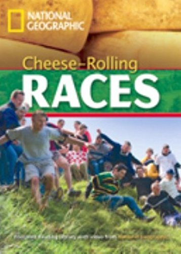 Footprint Reading Library - Cheese-Rolling Races: National Geographic/Warin