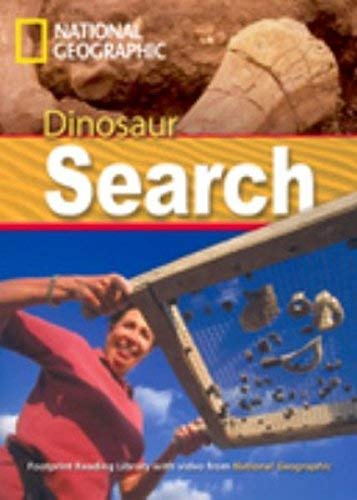 9781424010707: Dinosaur Search: A2 (Footprint Reading Library)