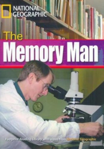 Memory Man (National Geographic Footprint): Rob Waring