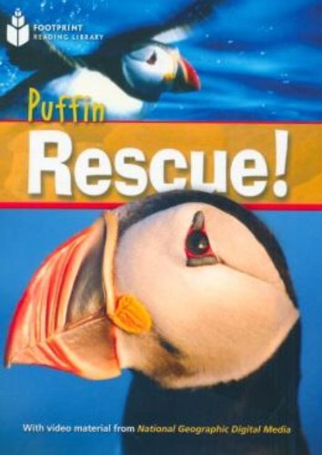 Puffin Rescue! (Footprint Reading Library): Waring, Rob