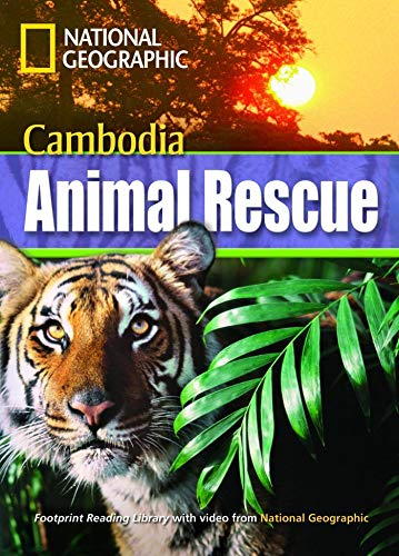 Cambodia Animal Rescue (Footprint Reading Library 1300): Rob Waring