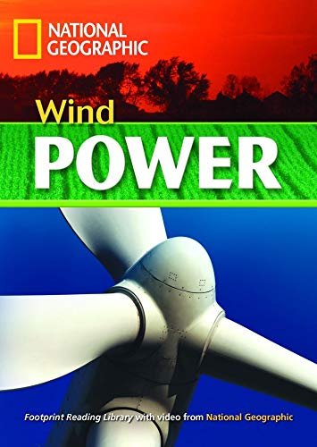 9781424010844: Wind Power: Footprint Reading Library 1300 (Pt. 001)