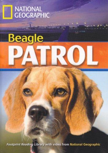 9781424011025: Beagle Patrol: Level 1900 (Footprint Reading Library)