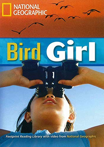 9781424011162: Bird Girl: Level 1900 (Footprint Reading Library)