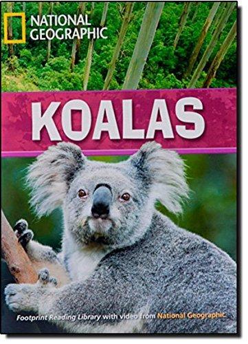 9781424011223: Koalas + Book with Multi-ROM: Footprint Reading Library 2600