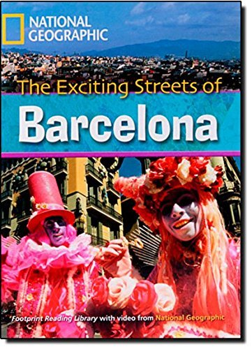 Exciting Streets of Barcelona (Footprint Reading Library): Waring, Rob