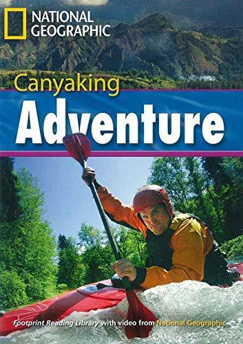 9781424011285: Canyaking Adventure: 2600 Headwords (Footprint Reading Library)
