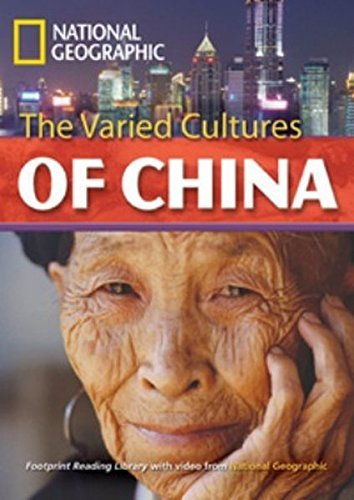 9781424011346: The The Varied Cultures of China: The Varied Cultures of China 3000 Headwords (Footprint Reading Library)