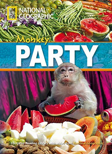 9781424011438: Monkey Party: A2 (Footprint Reading Library)